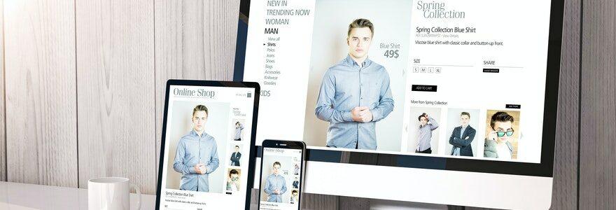 Activité e-commerce