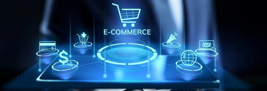 Agence spécialisée en création e-commerce
